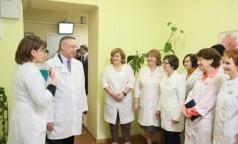 Беглов: Больнице №25 - новый корпус, поликлиникам – новых ревматологов