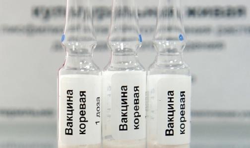 Петербуржцы не могут найти в поликлиниках вакцину от кори