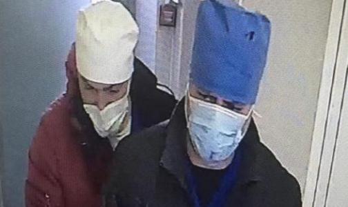 Следователи задержали организатора разбоя в больнице Сестрорецка и двух братьев - исполнителей