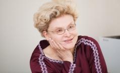 Елена Малышева объяснила, почему не доверяет остеопатам