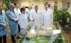 ДГБ №1 готовится к строительству перинатального центра и открытию отделения медицинской реабилитации