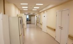 В НИИ Джанелидзе отремонтировали отделение, в котором спасали пострадавших в теракте