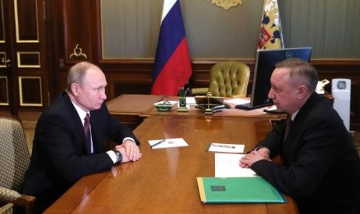 Беглов — Путину: Спасибо за подарок, к 1 сентября Петербург выкупит 16 врачебных офисов