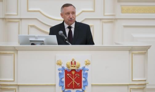 Беглов: Для ликвидации дефицита школ и поликлиник Петербургу нужны 309 млрд рублей