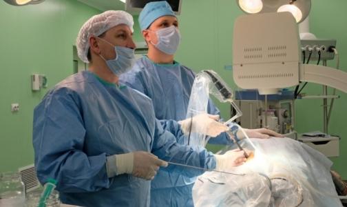 Петербургские урологи удалили пациенту гигантскую аденому простаты