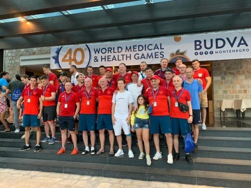 Петербургские врачи стали олимпийскими чемпионами