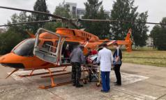 Санитарные вертолеты Ленобласти будут спасать пострадавших вдвое чаще