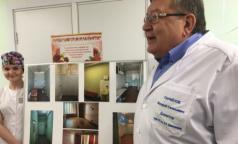 В НИИ скорой помощи обновили урологическое отделение за 22 млн рублей