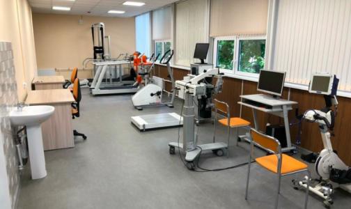 В больнице на Крестовском открылось первое в России отделение реабилитации для пациентов с РС