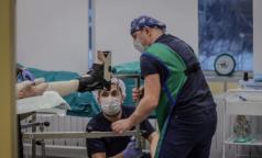 Есть ли жизнь после селфи: в петербургской больнице спасли девушку, упавшую с высоты 15 метров
