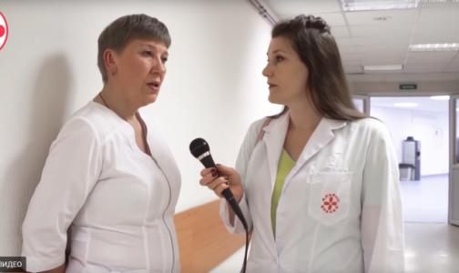 В петербургском онкодиспансере скандал: санитарки хотят уволить главного врача