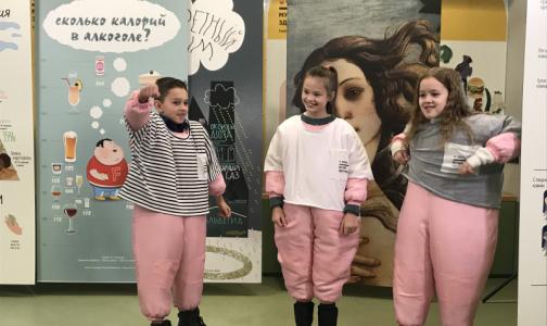 В Петербурге для детей и подростков открыли музей, чтобы научить здоровой жизни