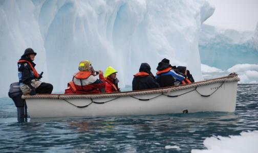 Ученые: в полярных экспедициях уменьшается мозг