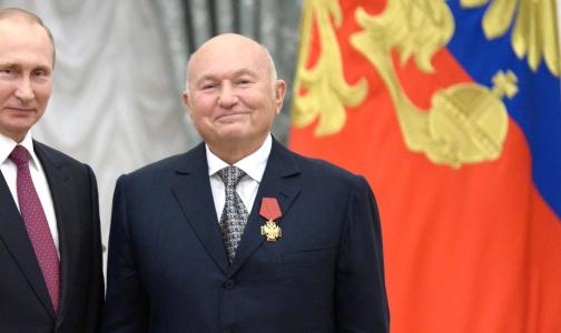Петербургский врач объяснил, почему Юрия Лужкова не смогли спасти немецкие коллеги
