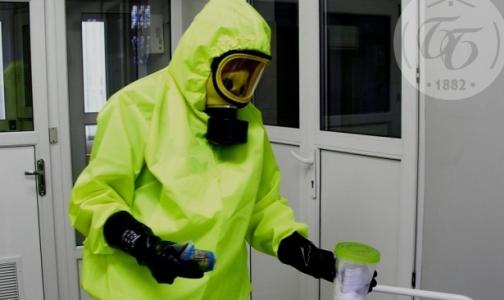 В Петербурге с подозрением на коронавирус в больницу увезли туриста из отеля