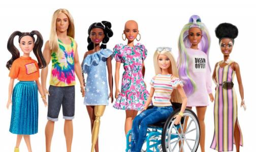 Главный детский психиатр СЗФО не оценил Барби с инвалидностью и кожными заболеваниями