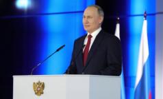 Маткапитал на первенца и выплаты до школы: Путин предложил новые демографические меры