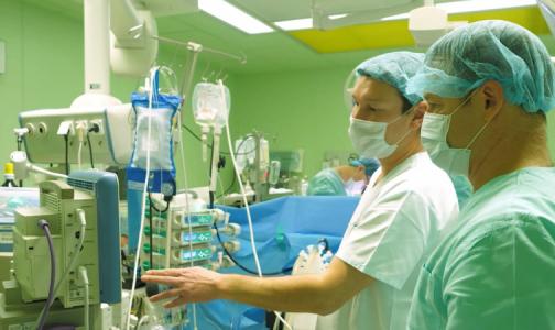 В петербургской больнице провели 500-ю открытую операцию на сердце щадящим способом