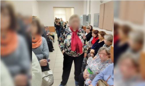 Петербуржцы: «В онкодиспансере на Березовой огромные очереди на медкомиссию»