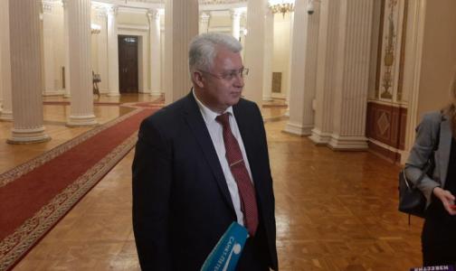 Новый вице-губернатор Петербурга: С переходом в Смольный оперировать перестану
