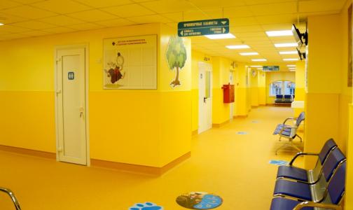 В Зеленогорске открыли новую детскую поликлинику