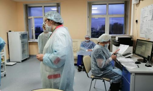 Из петербургских стационаров выставляют сиделок — карантин
