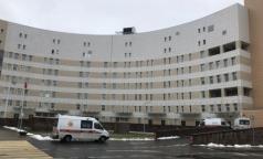 Боткинская больница готовит старые корпуса для приема контактных по коронавирусу