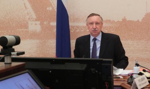 Губернатор Беглов - Кремлю: Лекарств хватит на две недели, ИВЛ и средств защиты для медиков не хватает уже сейчас