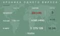 В России зафиксировано 954 новых случая заражения коронавирусом