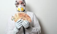 За заражение коронавирусом петербургские врачи получат 300 тысяч рублей