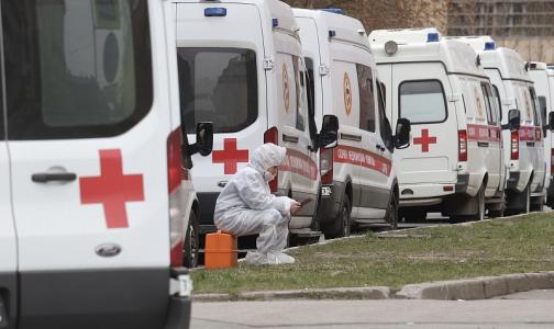 И «03» подождет: как заразилась Центральная станция скорой помощи в Петербурге