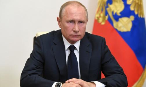 Путин объявил о завершении нерабочих дней. Ограничения начнут смягчать