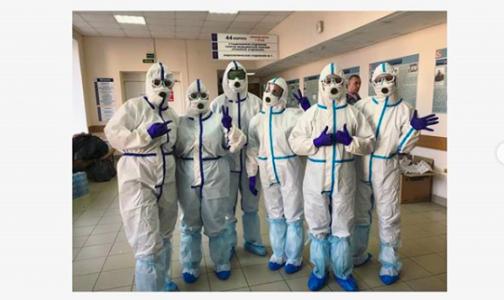 В Первом меде растет число госпитализированных с COVID-19. Им отдали уже 350 койко-мест