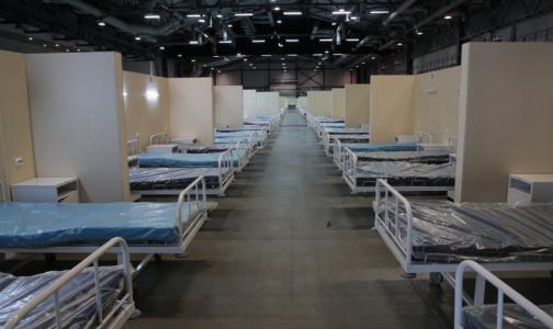 Врачи из Петергофа переезжают в Ленэкспо. Николаевская больница освобождается