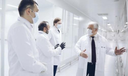 В петербургских больницах начались испытания левилимаба для лечения осложнений при COVID-19