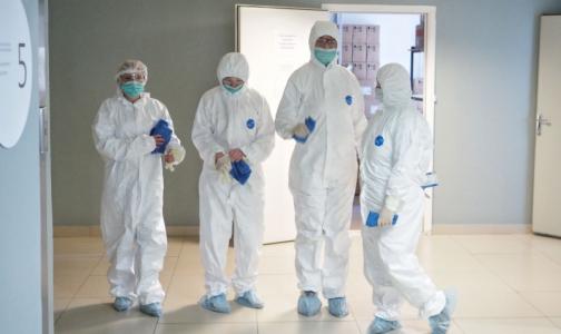 В Петербурге более 3 тысяч медиков заразились коронавирусом. Официально 8 погибших