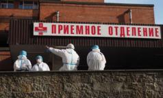 В петербургских ковид-больницах заканчиваются койки, но в Роспотребнадзоре этого не видят