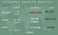 За сутки коронавирус выявили у 375 петербуржцев, 24 умерли