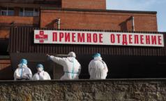 Ковидные стационары Петербурга по-прежнему переполнены, а заболеваемость снижается