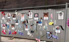 «Стену памяти» петербургским медикам перенесут от здания комздрава, когда завершится пандемия