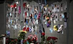 Смольный передумал прятать стену памяти умершим медикам на Малой Садовой