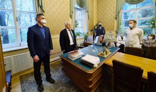 В психиатрической больнице святого Николая Чудотворца новый главный врач