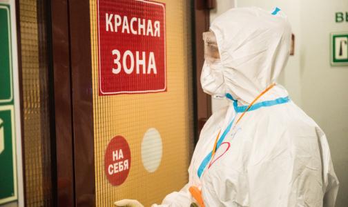 Центр им. Соколова снова начнет принимать петербуржцев с ковидом через неделю