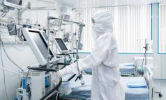 В Москве - новый стандарт лечения пациентов с коронавирусом в стационаре